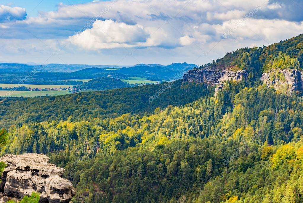 Czech - impressive views