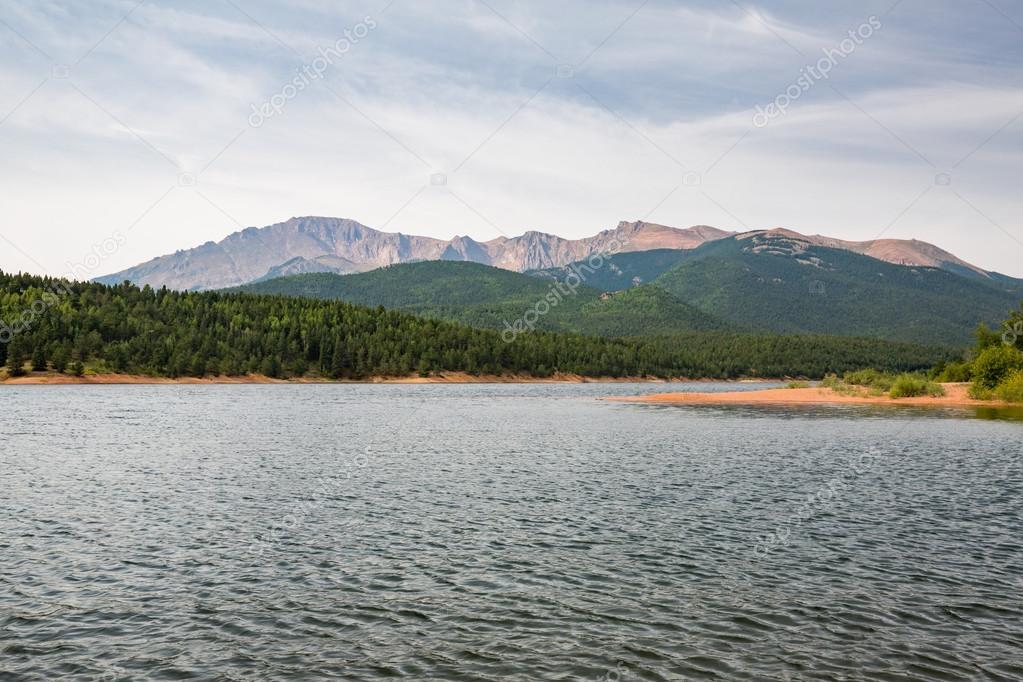 Pikes Peak Mountain Colorado, 2015