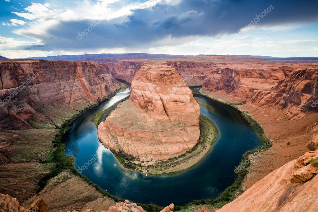 Horseshoe Bend near Page
