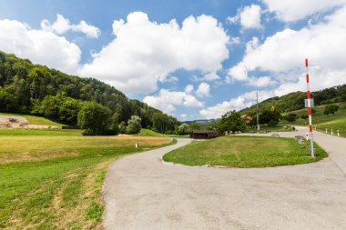 Views of Reppischtal in Zurich, Switzerland