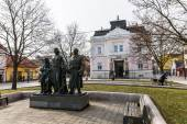 Fotografie Views of the city of Martin in Slovakia