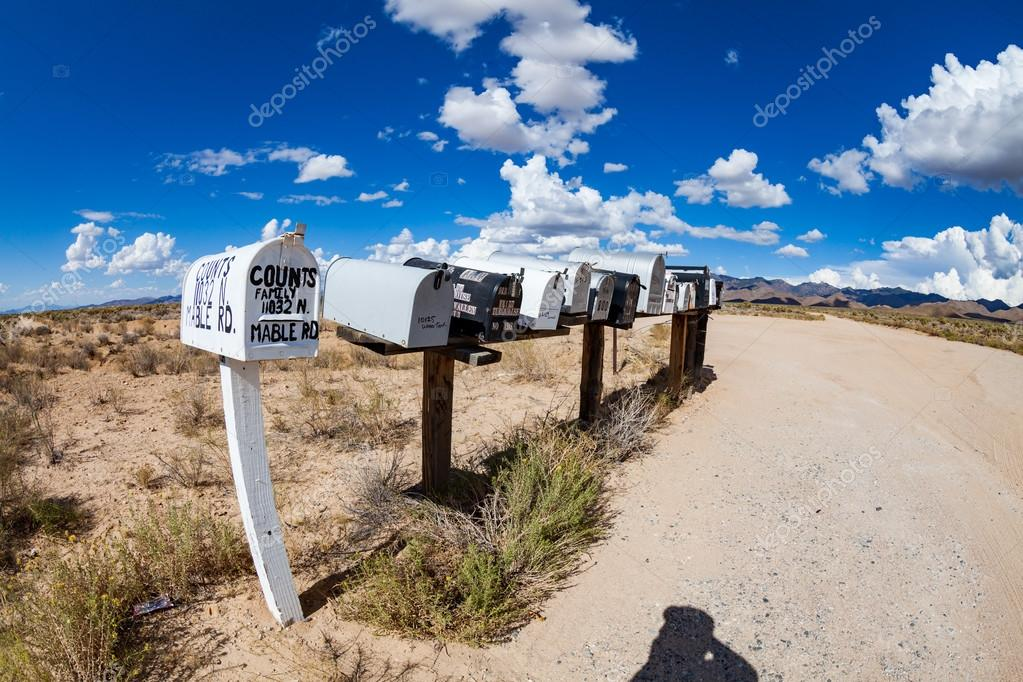 Mail boxex in GOLDEN VALLEY