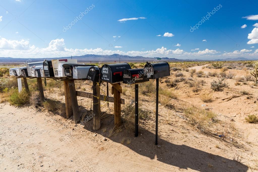 Mail boxex in GOLDEN VALLEY
