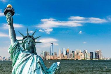 New York, Downtown Manhattan