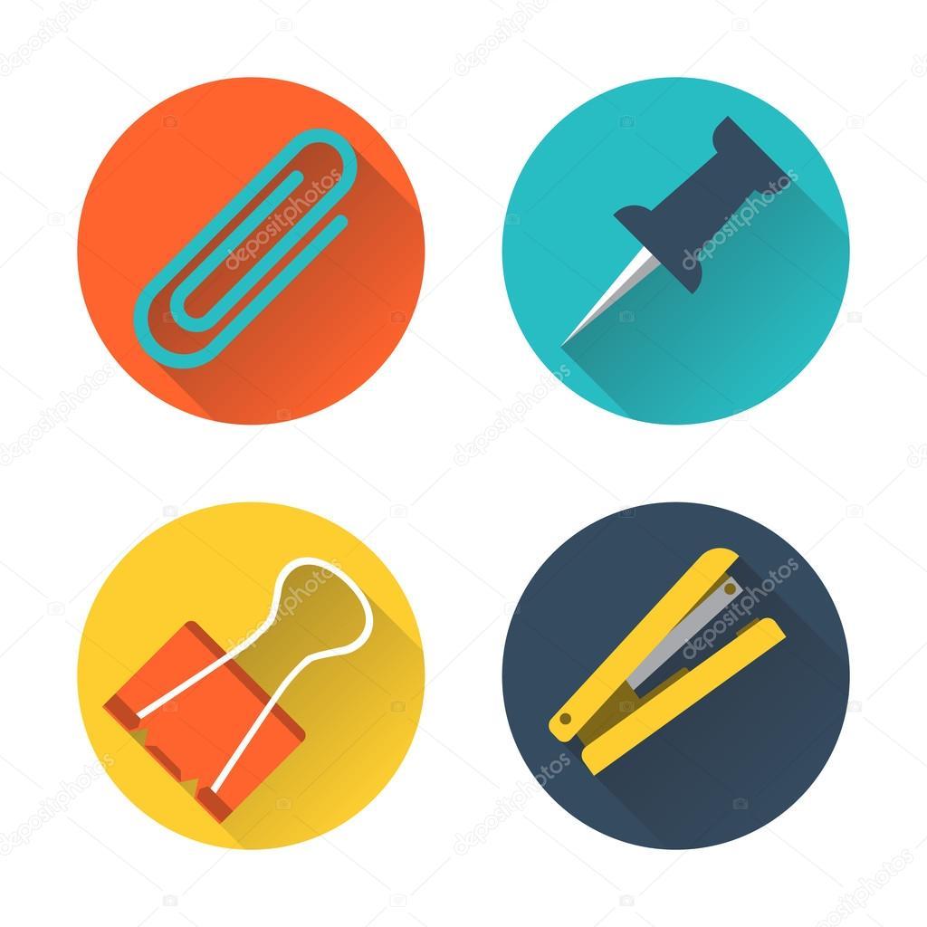 paper clip icon Paper clip icon vector sign and symbol isolated on white background, paper clip logo concept pro vector stock 11-06-2018 fotolia clip icon vector sign and symbol.