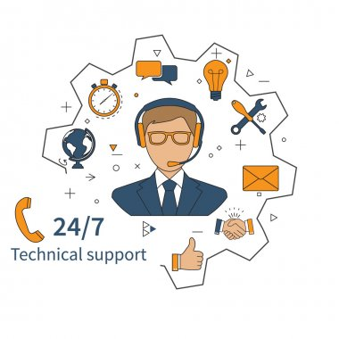 Customer service, technical