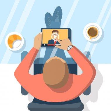 Webinar, online conference