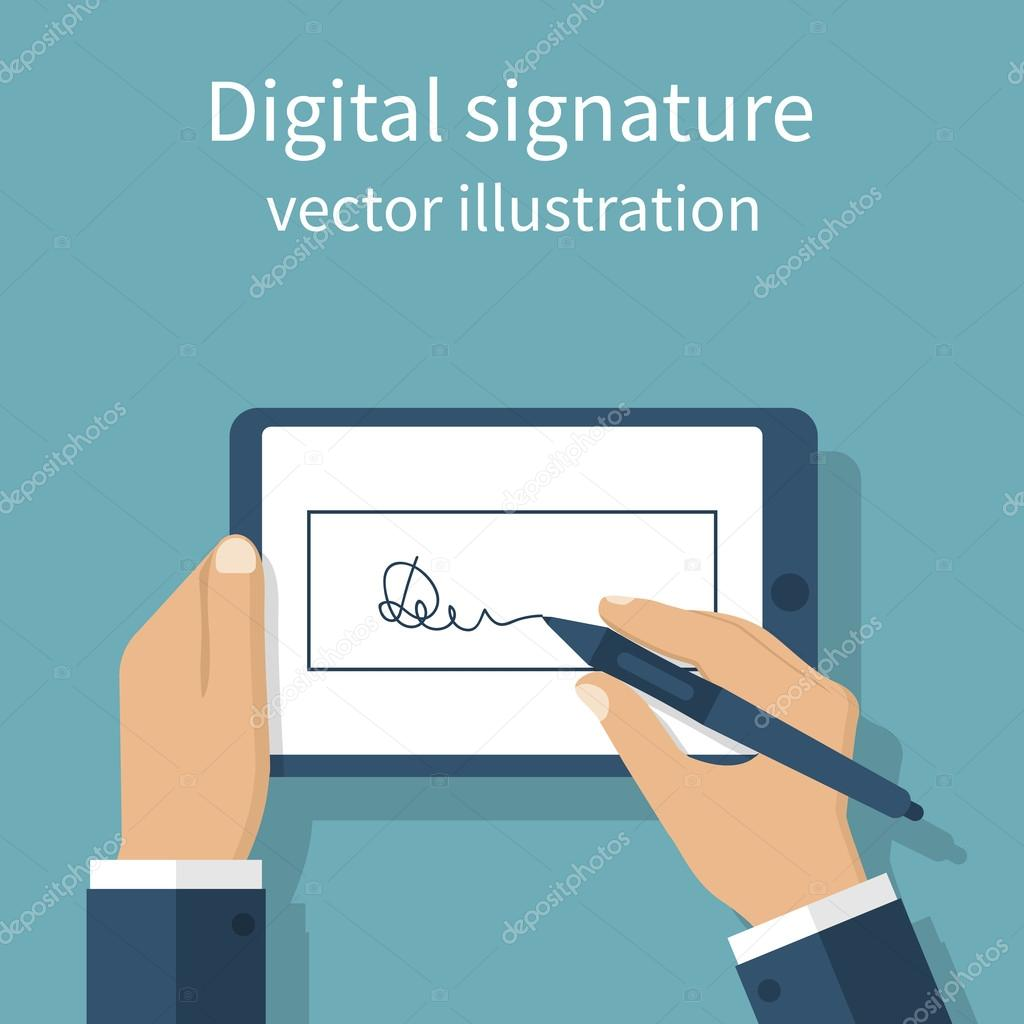 digital signature gmail