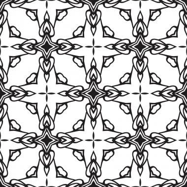 "Картина, постер, плакат, фотообои ""христианский геометрический узор фрески"", артикул 106353332"
