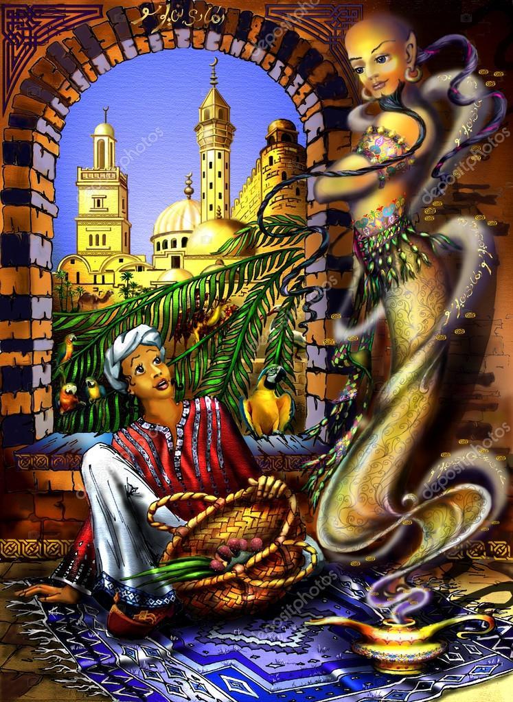 Aladdin cartone disney ita incontro con il genio aladdin