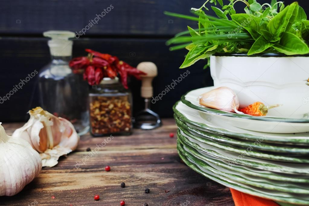 herbes italiennes cuisine