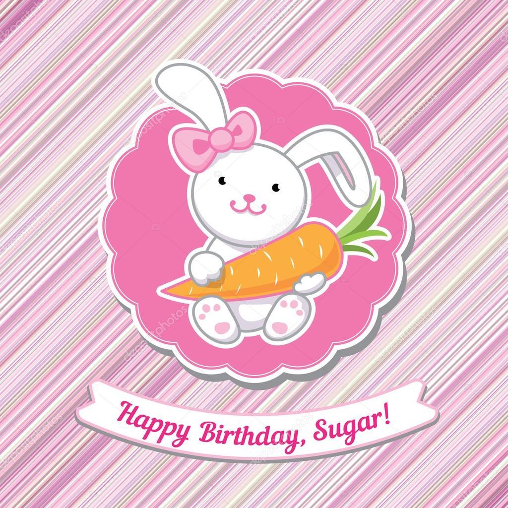 Happy Birthday Card Image Vectorielle Hillway C 120273788