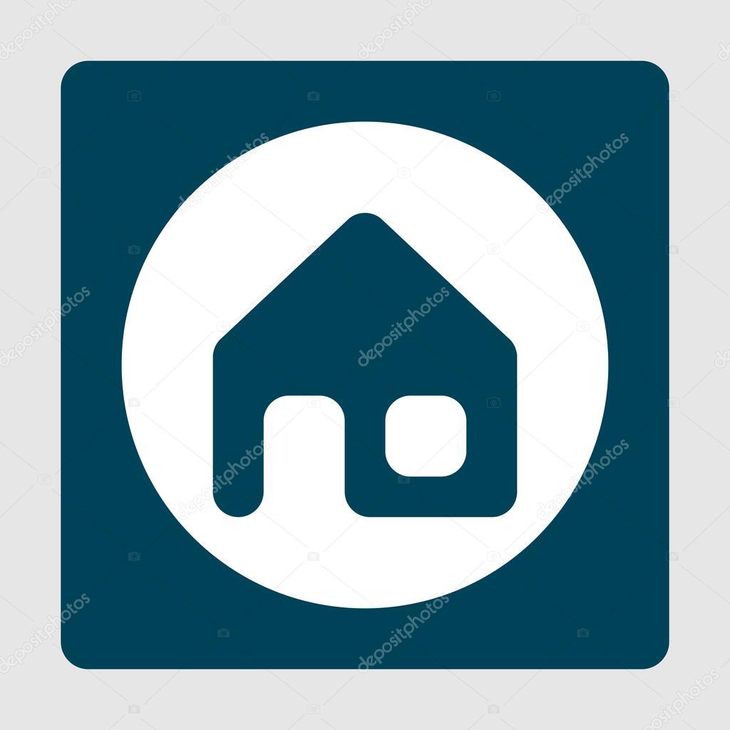 Home Icon, Home Symbol, Home Vector, Home Eps, Home Image, Home Logo, Home  Flat, Home Art Design, Home Blue U2014 Vetor Por Aalbedouin.gmail.com
