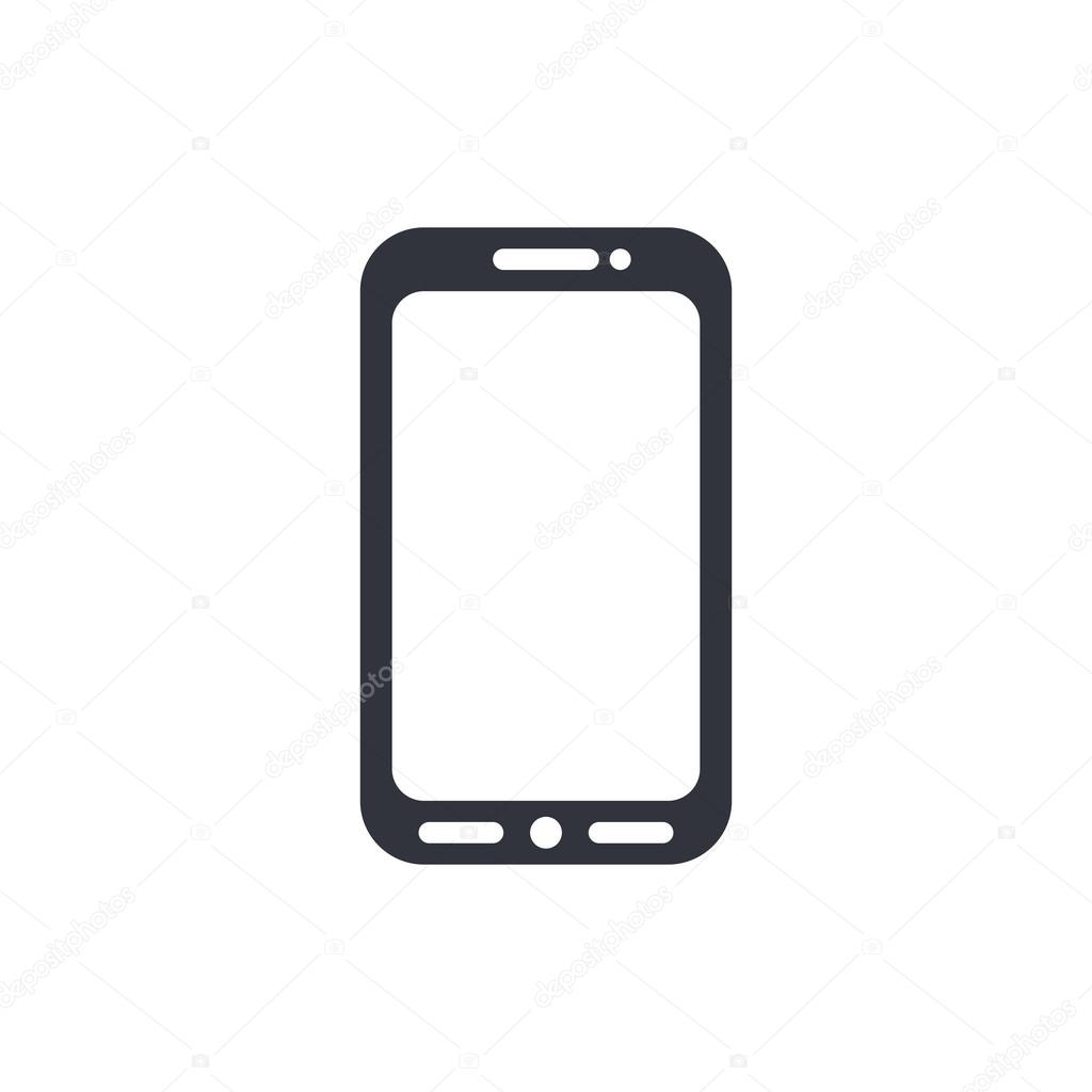 Cellphone Icon Cellphone Symbol Cellphone Vector Cellphone Eps
