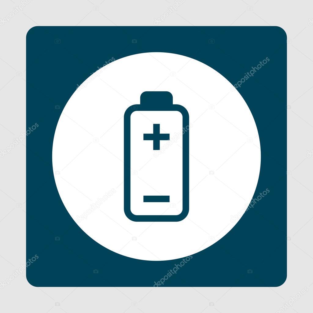 Batterie-Symbol, Batteriesymbol, Batterie Vektor, Batterie eps ...