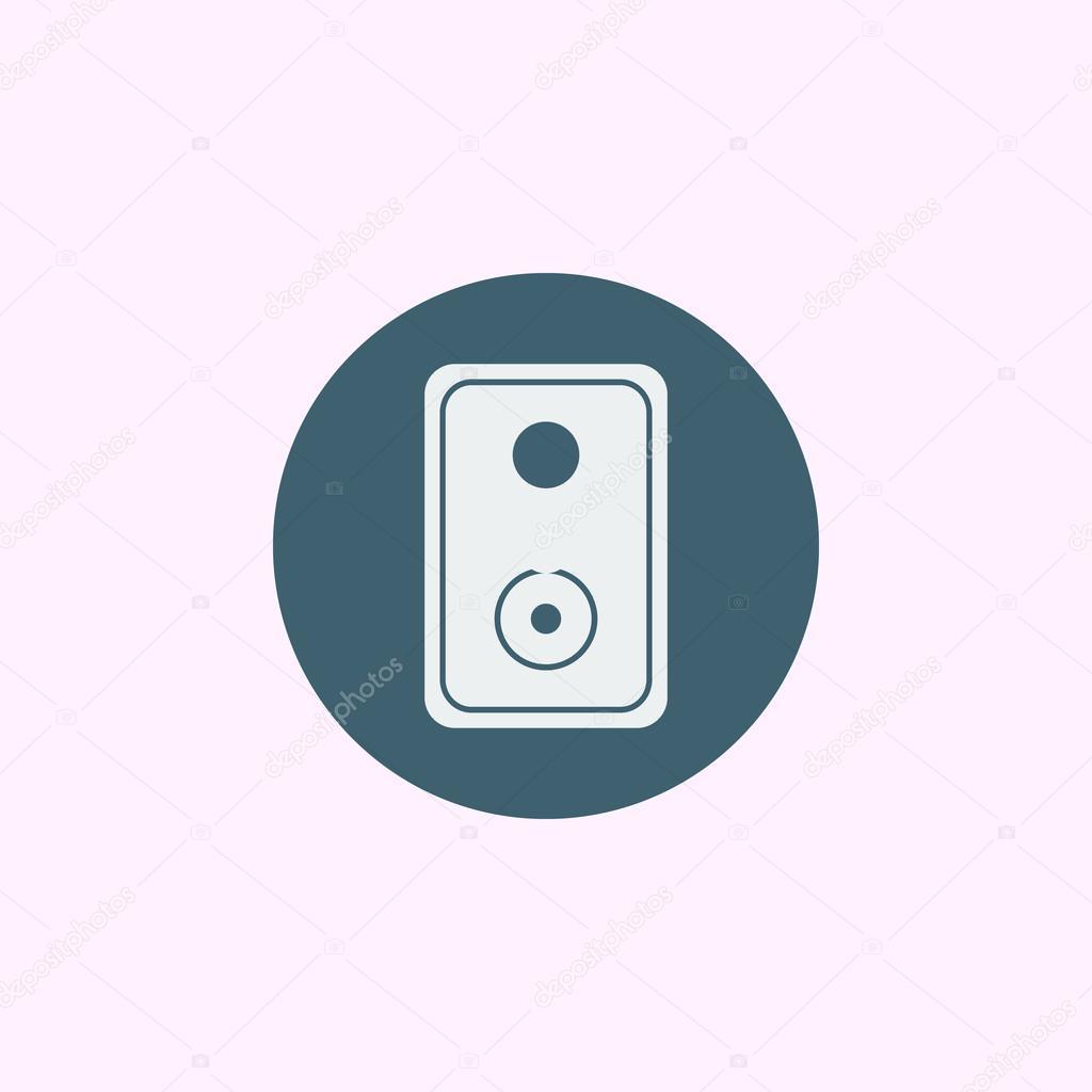 speaker icon, speaker symbol, speaker vector, speaker eps, speaker ...