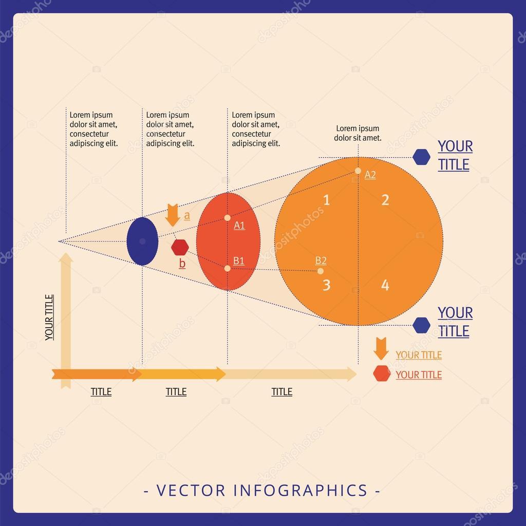 Scenario Analysis Template 3 — Stock Vector © surfsup.vector.gmail ...