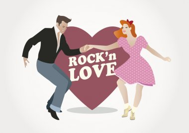Rock'n Love. Valentine's Day Celebrations