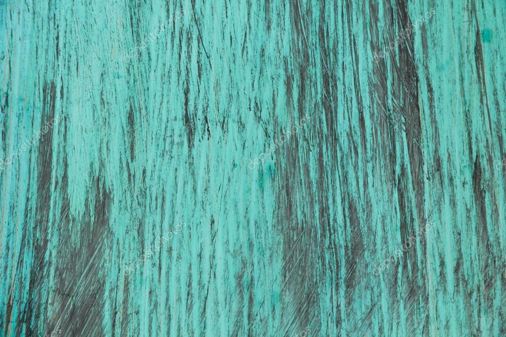 Square Format Wood With Turquoise Blue Grey Color The Recording Can Be Used For Menu Or Blog Backgrounds And Texture Concept Rustic Dark Painted