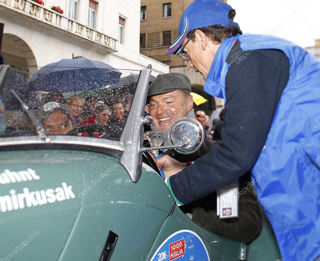 1000 MIles Historic Road Race, Mille Miglia – Stock