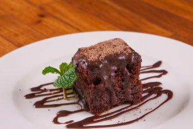 Mini Cake Dessert