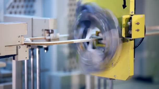 Robot Maschine machen High-Tech-Anlagen für die industrielle factory