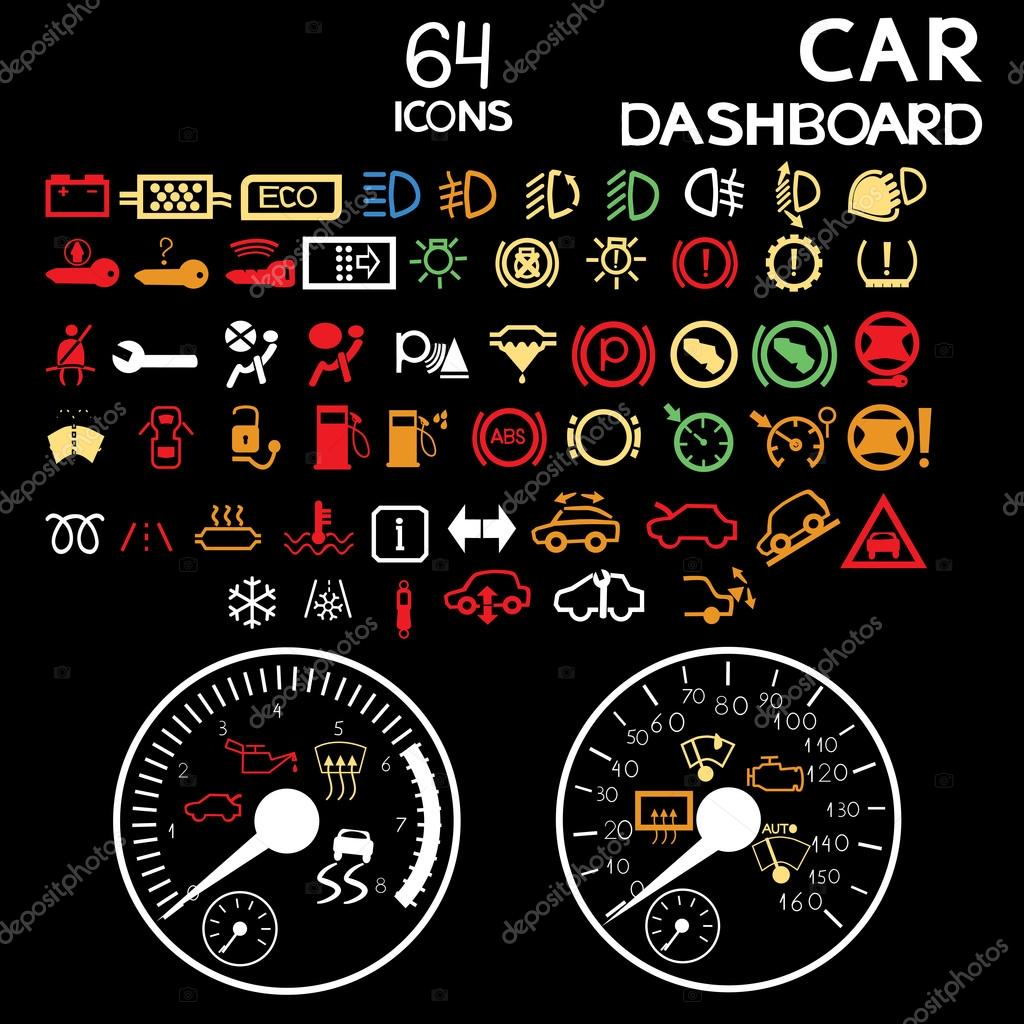 Armaturenbrett Symbole Olegoff Com
