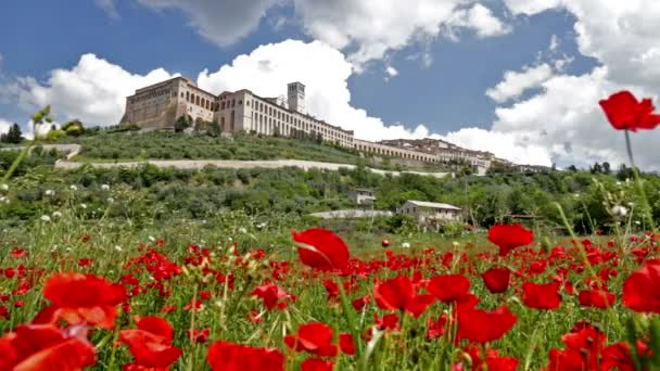 City of Assisi in Itlay