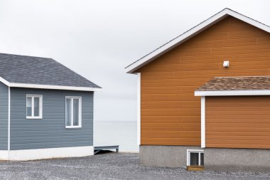 Two Cabins in Matane, Quebec