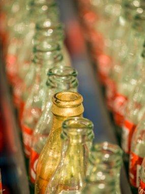Coke Bottle Game