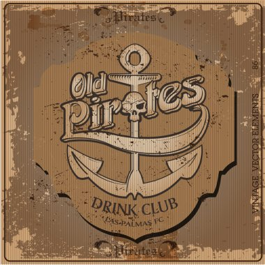 old pirates drink pub