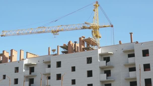 Bau der Elitewohnhäuser