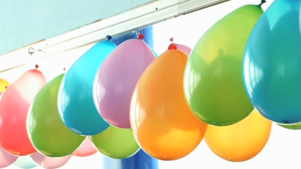 Konstrukce haly v bublinách ve školce