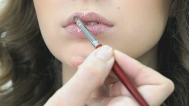 Maskérka takže make-up pro stylová holka