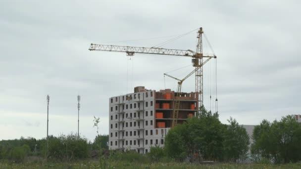 Výstavby vícepodlažních bytových domů