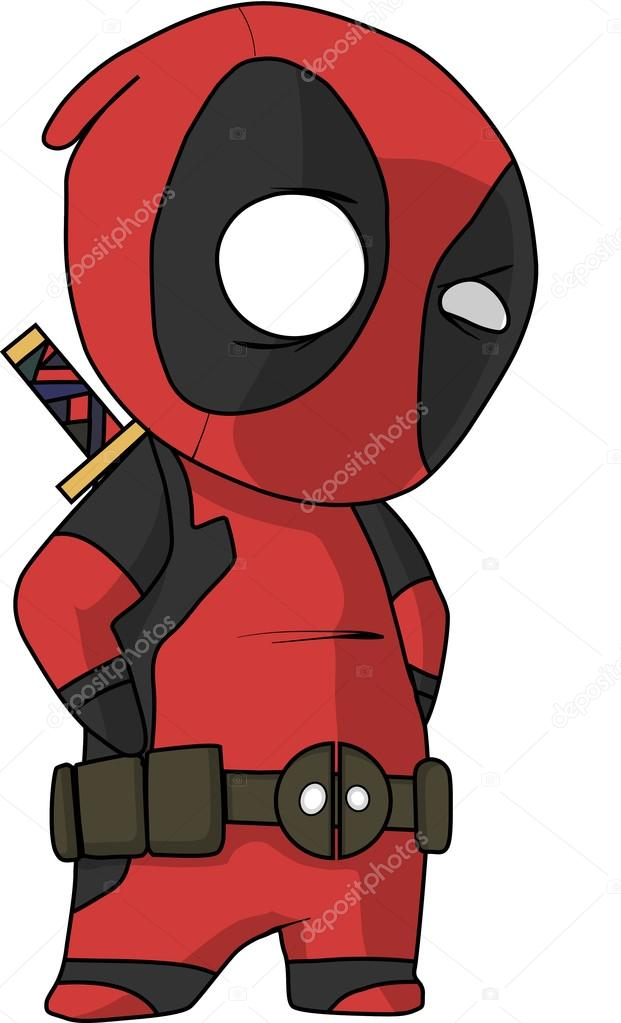 deadpool anti hero stock vector  u00a9 irinablinova 94 gmail harley davidson 1 logo history harley number 1 logo