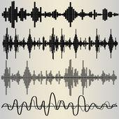 Hanghullámok beállítása