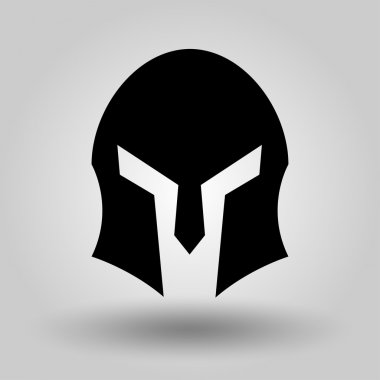 Spartans Helmets full face silhouette