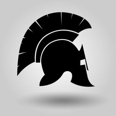 Spartans Helmets silhouette