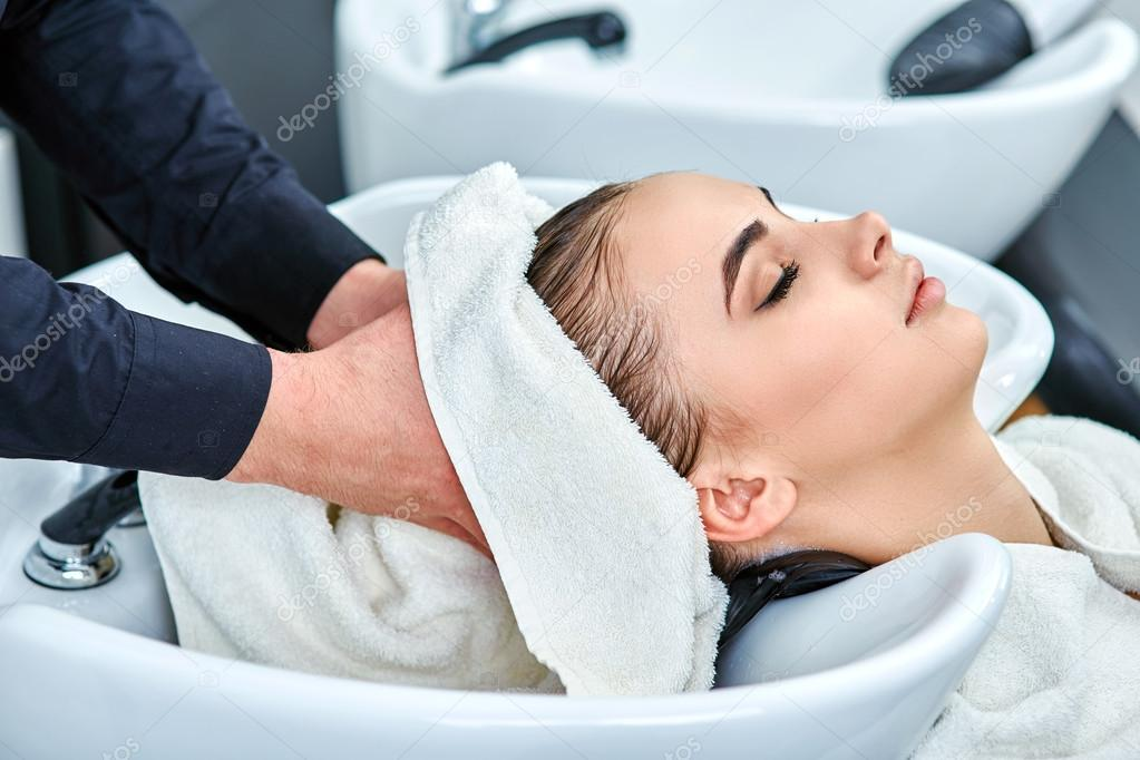 Hair Spa Salon Procedure