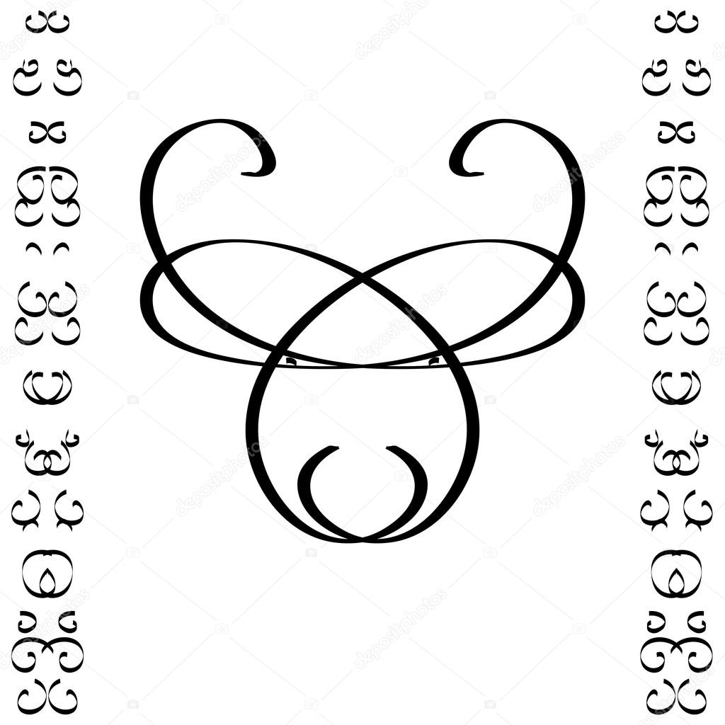 Gesicht von einem Ochsen-tattoo — Stockvektor © miomilamotenko.gmail ...