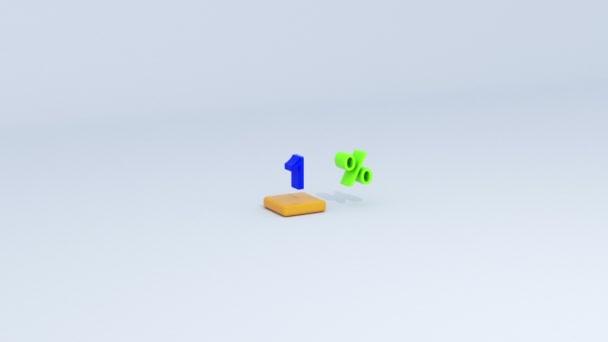 Graf zobrazující veškeré růst