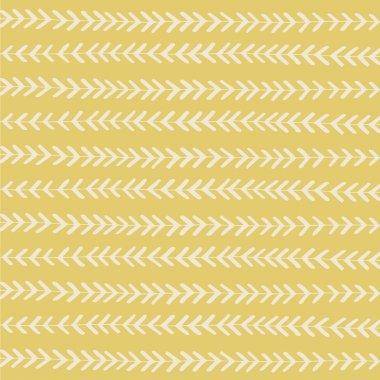 Yellow stripes pattern.