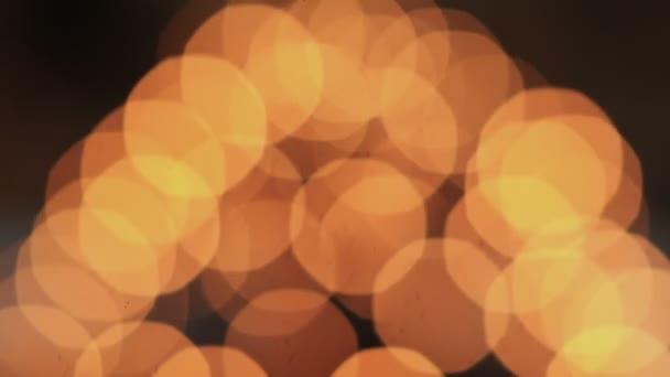 Rozostření kostelní svíčky světla. Obrázek na pozadí