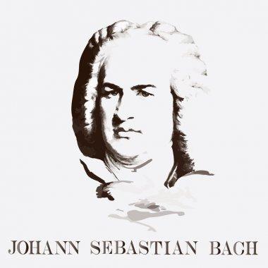portrait of the composer Johann Sebastian Bach