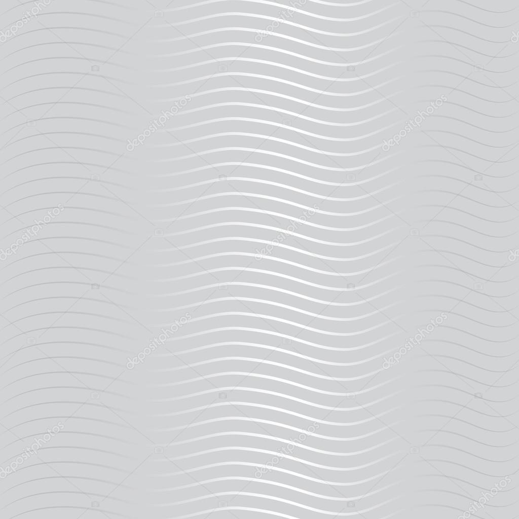 Silver wave pattern