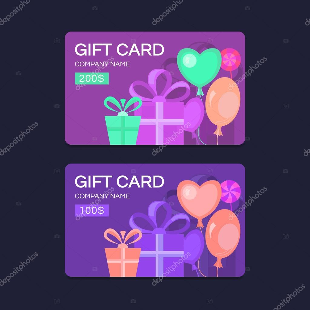 Vetor cartes de presente vetores de stock dashaefsignail special offer for the customer place for text background with gifts for banners invitations tickets vouchers vetor de dashaefsignail stopboris Choice Image
