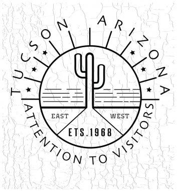 Desert cactus in Arizona