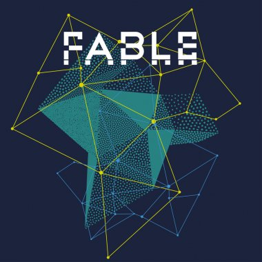 Geometric graphic for t-shirt
