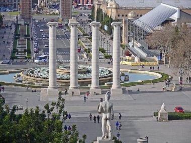 Plaza Espanya Barcelona